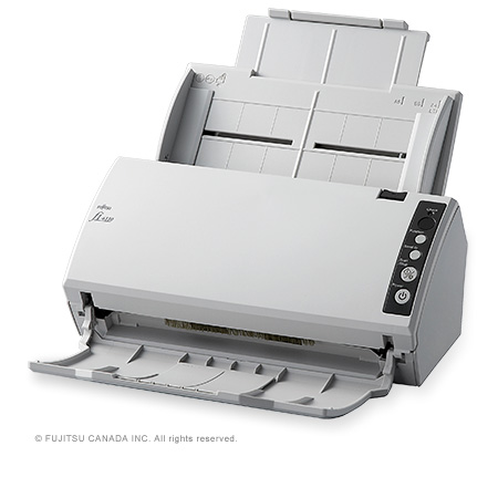 Fujitsu fi-6110 Scanner with Paperstream