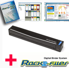 Fujitsu RACK 2 Filer Smart - Magic Desktop