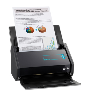 ScanSnap S1500 Scanner