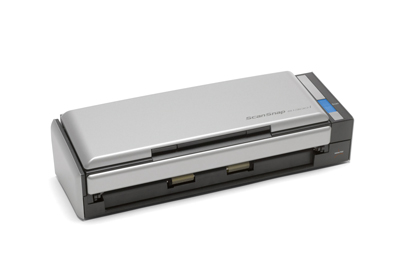 Mariner Paperless+Fujitsu S1300i ScanSnap Scanner